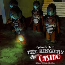 KINGERY 3x11 cover