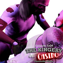 KINGERY 5x04 cover