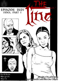 TheLine 1x01 cover