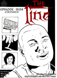 TheLine 1x04 cover