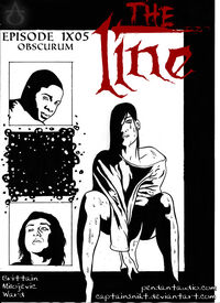 TheLine 1x05 cover