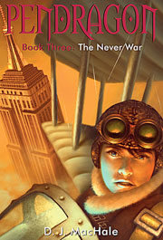 The Never War Cover
