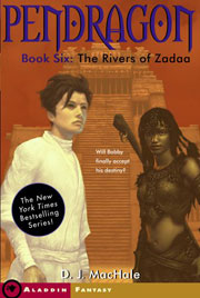 The Rivers of Zadaa Cover