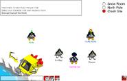 Penguinl chat 1 (Crash Site)