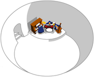 Penguin-chat-3-igloo empty