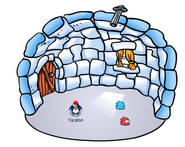 My house on club penguin