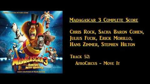 MAD3 Complete Score Track 52 - AfroCircus - Move It