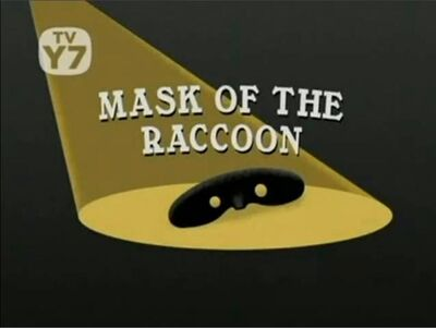 Mask of the Raccoon