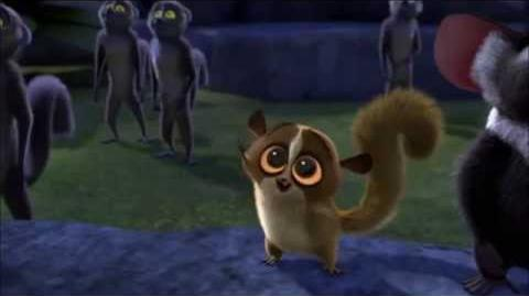 I'm going to die! (All hail King Julien).