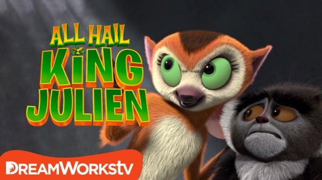 Clover is Crazy ALL HAIL KING JULIEN