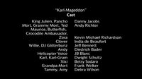 Karl-Mageddon voice cast
