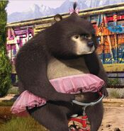 Sonya the bear by mtanlol-d50o7ga