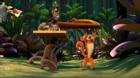 Clover's protection. (All hail King Julien)-(HD)