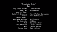 Tears in the Drain voice cast