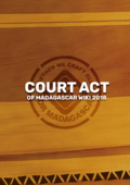 COURT ACT-PREVIM
