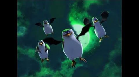 The Penguins of Madagascar - Halloween Clip