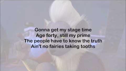 All Hail King Julien - Rob McTodd's autotuned rap - Lyrics