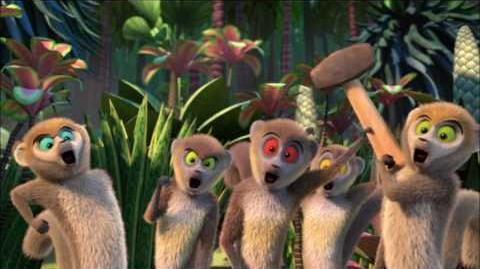 All Hail King Julien - Don't Touch Our Stuff - Lyrics