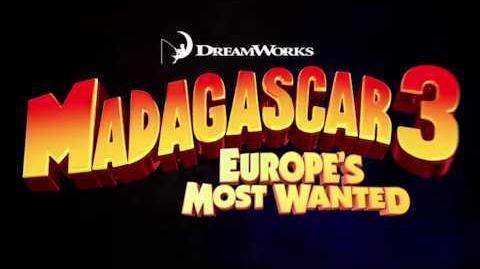 Madagascar 3 Soundtrack - 13 - I Like To Move It (Afro Circus) HD