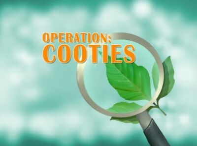Operation Cooties Title