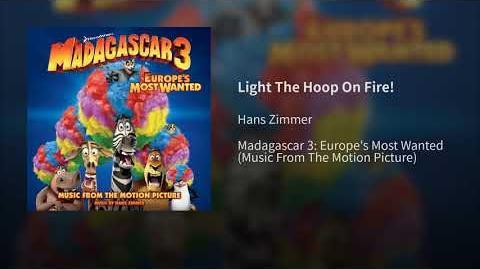 Light The Hoop On Fire!