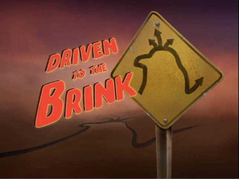 Driven To The Brink Madagascar Wiki Fandom Powered By