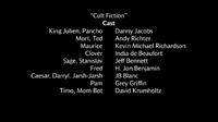 Cult Fiction voice cast