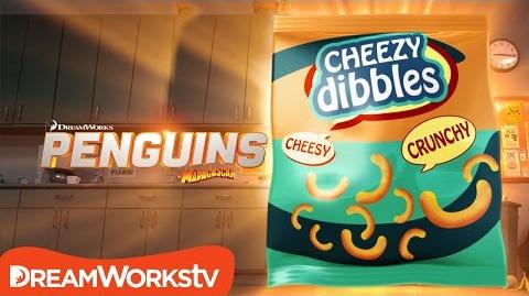 Cheezy Dibbles In Real Life PENGUINS OF MADAGASCAR