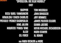Operation big blue marble cast