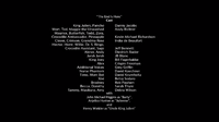The End is Here voice cast