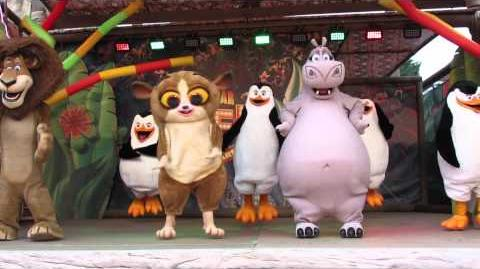 I Like To Move It Madagascar Live Prepare To Party