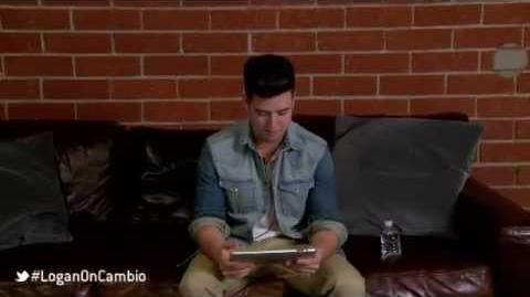 Logan Henderson from BigTimeRush - Q&A on Cambio