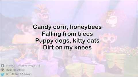 All Hail King Julien - Word Salad - Lyrics