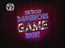 The Most Dangerous Game Night Title