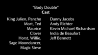 Body Double Voice Cast