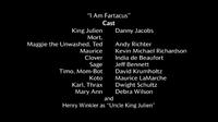 I Am Fartacus voice cast
