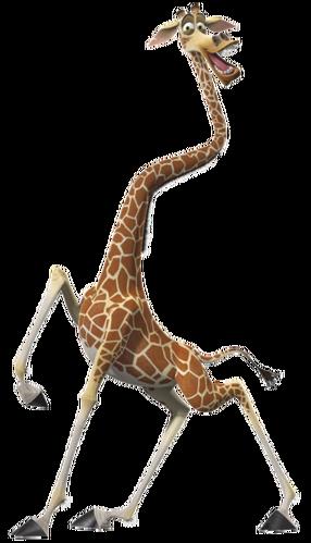 Melman madagascar wiki fandom powered by wikia - Girafe madagascar ...
