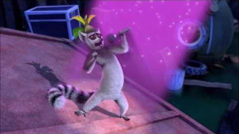 All Hail King Julien - Kingdom You Ain't No Lady - Lyrics