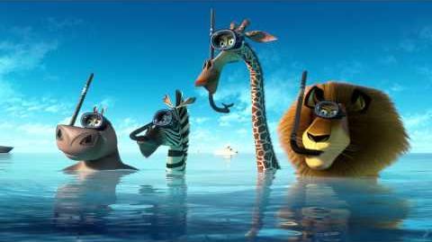 "Madagascar 3 - ""Snorkeling"" Clip"