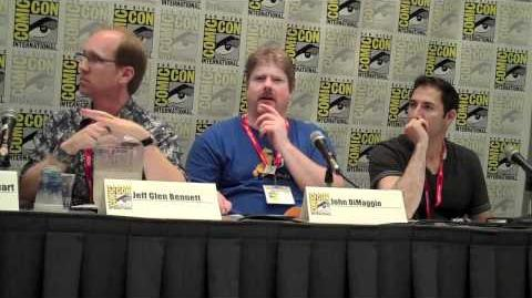 Danny Jacobs and John DiMaggio - 3 Cameras? What's Up With That?