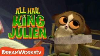 Mort Tells Clover a Story ALL HAIL KING JULIEN