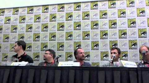 Comic Con 2011 - The Penguins of Madagascar Part 3 (No Music)