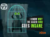 I Know Why the Caged Bird Goes Insane