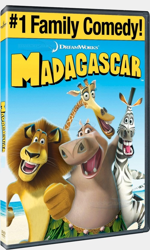 Image - M1-DVD-Cover-1st-artworkpic jpg | Madagascar Wiki