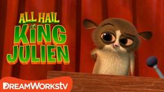 Political Gibberish - ALL HAIL KING JULIEN