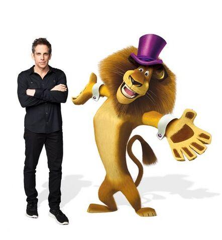 File:Ben Stiller with Alex in circus.jpg