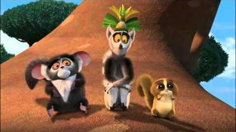 Clover's Puppets. (All Hail King Julien)-(HD)