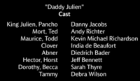 Daddy Julien Voice Cast