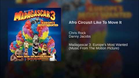 Afro Circus I Like To Move It