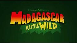 Madagascar A Little Wild - Teaser